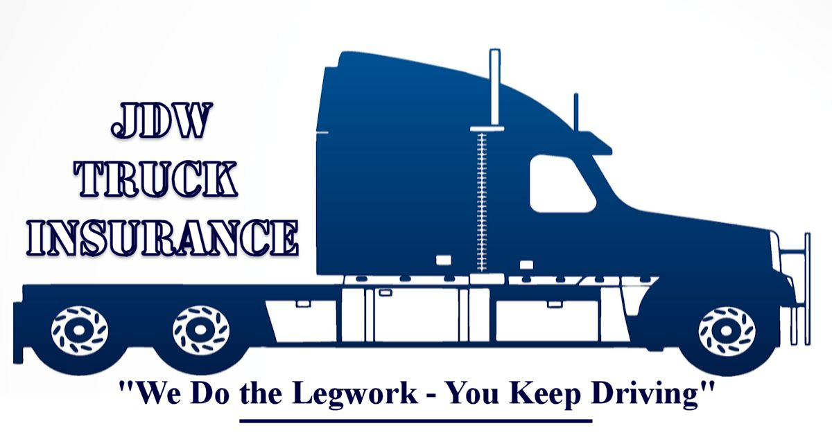 JDW Truck Insurance West Hamlin, West Virginia